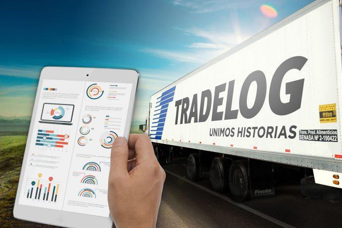 flota de camiones optimizada