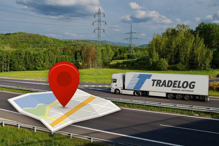 ¿Qué es la localización inteligente y cómo impacta en el transporte de mercadería?
