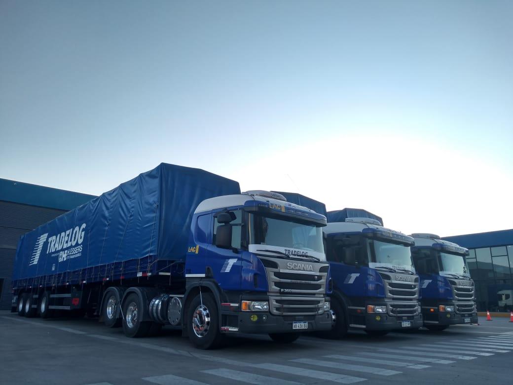 Transportes: marketing y logística