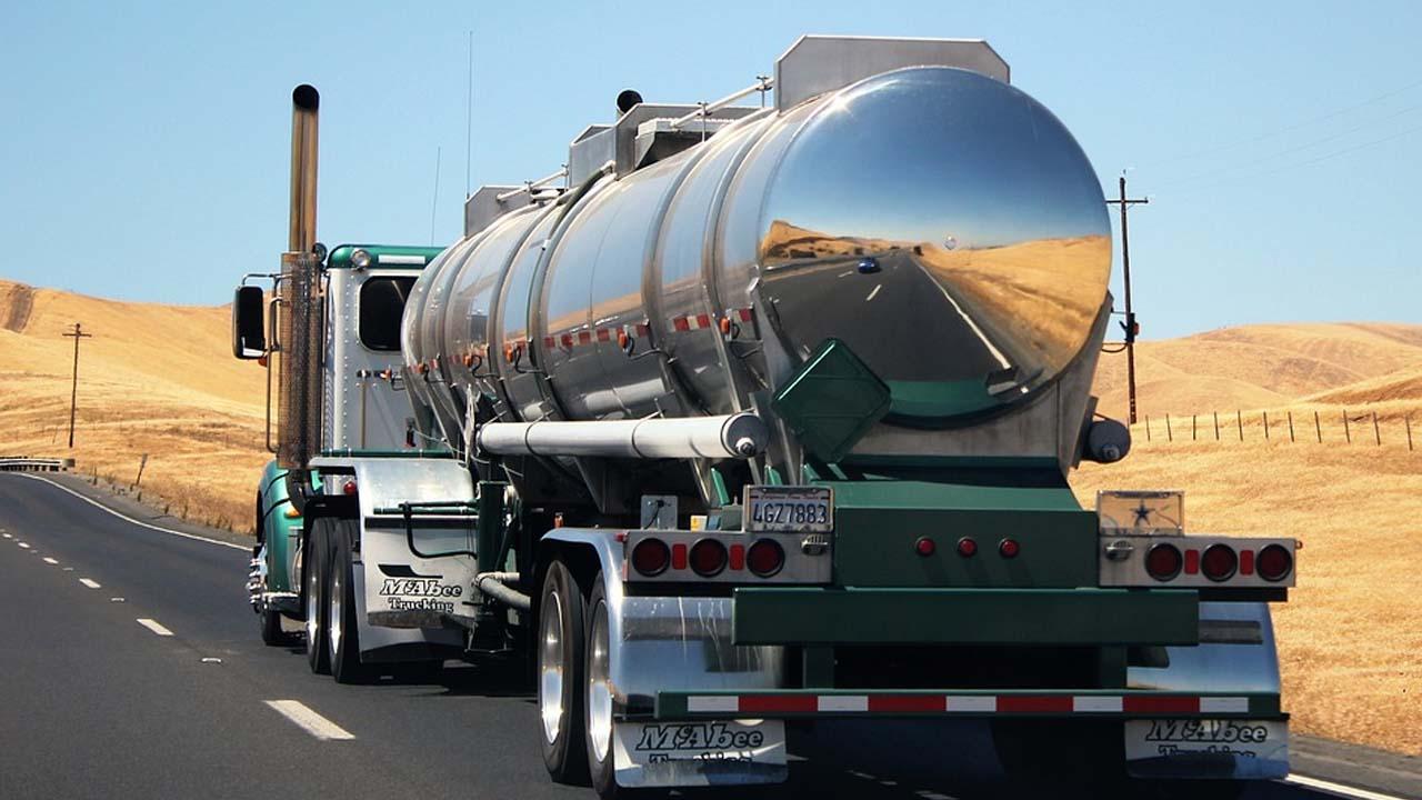 ADR en el transporte de mercancías peligrosas