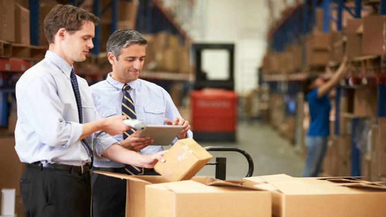 Control de stock e inventario